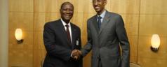 Vers l'établissement de relations économiques «durables» entre le Rwanda et la Côte d'Ivoire